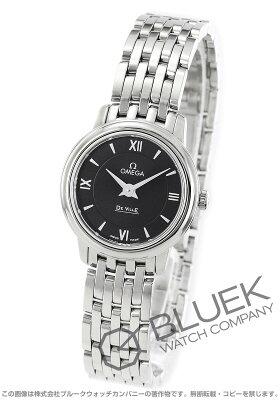 オメガ OMEGA 腕時計 デビル プレステージ レディース 424.10.24.60.01.001