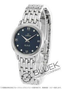 オメガ OMEGA 腕時計 デビル プレステージ ダイヤ レディース 424.10.27.60.53.001