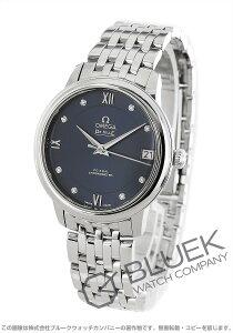 オメガ OMEGA 腕時計 デビル プレステージ ダイヤ レディース 424.10.33.20.53.001