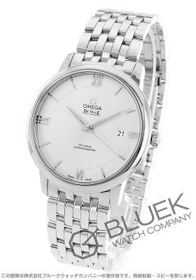 オメガ デビル プレステージ 腕時計 メンズ OMEGA 424.10.40.20.02.003