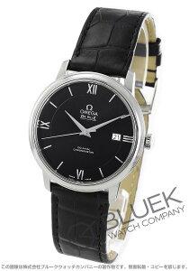 オメガ OMEGA 腕時計 デビル プレステージ アリゲーターレザー メンズ 424.13.40.20.01.001