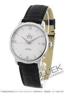 オメガ OMEGA 腕時計 デビル プレステージ アリゲーターレザー メンズ 424.13.40.20.02.001