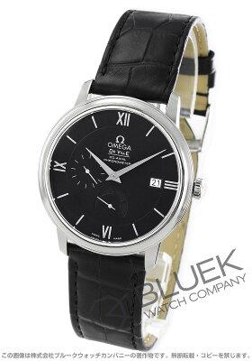 オメガ OMEGA 腕時計 デビル プレステージ アリゲーターレザー メンズ 424.13.40.21.01.001