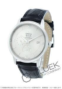 オメガ OMEGA 腕時計 デビル プレステージ アリゲーターレザー メンズ 424.13.40.21.02.001