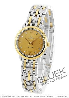 オメガ OMEGA 腕時計 デビル プレステージ ダイヤ レディース 424.20.24.60.58.001