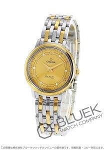 オメガ OMEGA 腕時計 デビル プレステージ ダイヤ レディース 424.20.27.60.58.003