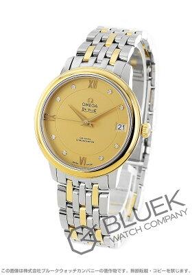 オメガ デビル プレステージ 腕時計 レディース OMEGA 424.20.33.20.58.001