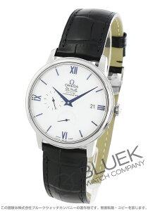 オメガ OMEGA 腕時計 デビル プレステージ WG金無垢 アリゲーターレザー メンズ 424.53.40.21.04.001