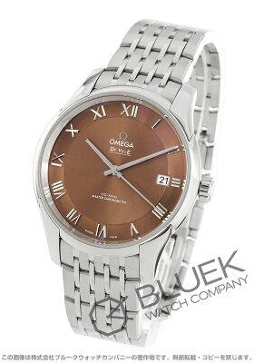 オメガ OMEGA 腕時計 デビル アワービジョン マスタークロノメーター メンズ 433.10.41.21.10.001
