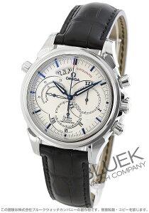 オメガ OMEGA 腕時計 デビル コーアクシャル クロノスコープ ラトラパンテ アリゲーターレザー メンズ 4847.30.31
