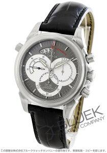オメガ OMEGA 腕時計 デビル コーアクシャル ラトラパンテ アリゲーターレザー メンズ 4848.40.31