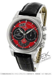 オメガ OMEGA 腕時計 デビル コーアクシャル クロノスコープ アリゲーターレザー メンズ 4851.61.31