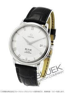 オメガ OMEGA 腕時計 デビル プレステージ アリゲーターレザー メンズ 4875.31.01