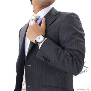 オメガ デビル アニュアルカレンダー アリゲーターレザー 腕時計 メンズ OMEGA 431.13.41.22.02.001