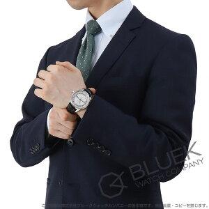 オメガ デビル アワービジョン アニュアルカレンダー アリゲーターレザー 腕時計 メンズ OMEGA 431.33.41.22.02.001
