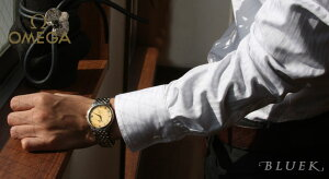 オメガ デビル プレステージ 腕時計 メンズ OMEGA 4374.11
