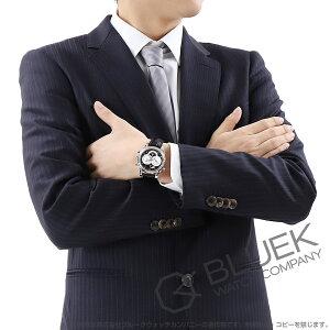 オメガ デビル コーアクシャル ラトラパンテ クロノグラフ アリゲーターレザー 腕時計 メンズ OMEGA 4847.50.31
