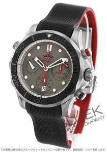 オメガ OMEGA 腕時計 シーマスター クロノグラフ ETNZ 300m防水 メンズ 212.92.44.50.99.001