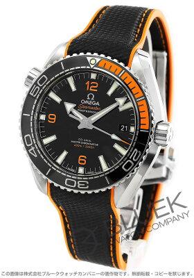 オメガ OMEGA 腕時計 シーマスター プラネットオーシャン マスタークロノメーター 600m防水 メンズ 215.32.44.21.01.001