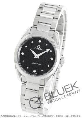オメガ OMEGA 腕時計 シーマスター アクアテラ ダイヤ レディース 220.10.28.60.51.001