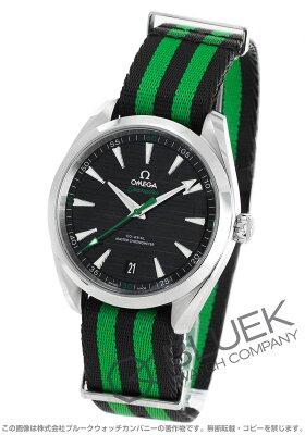 オメガ OMEGA 腕時計 シーマスター アクアテラ マスタークロノメーター ゴルフエディション メンズ 220.12.41.21.01.002