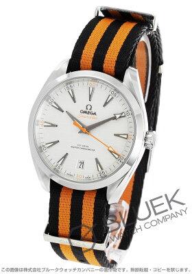 オメガ OMEGA 腕時計 シーマスター アクアテラ マスタークロノメーター ゴルフエディション メンズ 220.12.41.21.02.003