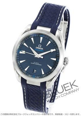 オメガ シーマスター アクアテラ マスタークロノメーター 腕時計 メンズ OMEGA 220.12.41.21.03.001