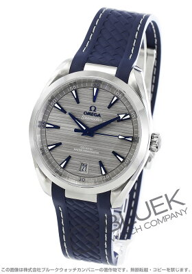 オメガ シーマスター アクアテラ マスタークロノメーター 腕時計 メンズ OMEGA 220.12.41.21.06.001