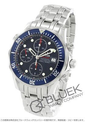 オメガ シーマスター プロフェッショナル クロノグラフ 300m防水 腕時計 メンズ OMEGA 2225.80.00
