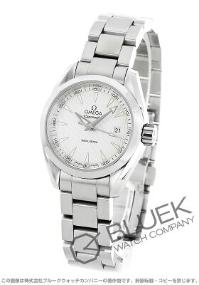 オメガ シーマスター アクアテラ 腕時計 レディース OMEGA 231.10.30.60.02.001