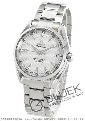 オメガ OMEGA 腕時計 シーマスター アクアテラ メンズ 231.10.39.21.02.002