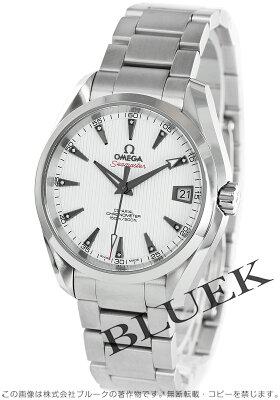 オメガ OMEGA 腕時計 シーマスター アクアテラ ダイヤ メンズ 231.10.39.21.54.001