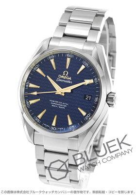 オメガ OMEGA 腕時計 シーマスター アクアテラ メンズ 231.10.42.21.03.006