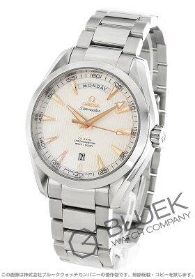 オメガ シーマスター アクアテラ デイデイト 腕時計 メンズ OMEGA 231.10.42.22.02.001