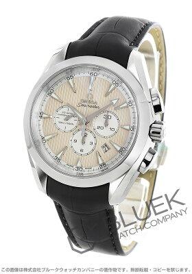 オメガ OMEGA 腕時計 シーマスター アクアテラ アリゲーターレザー メンズ 231.13.44.50.09.001
