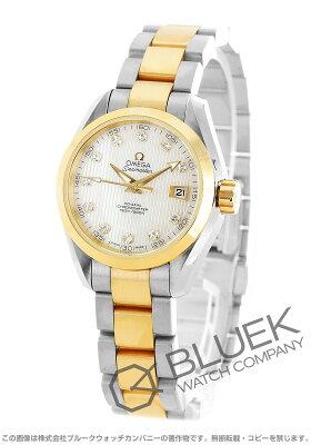 オメガ シーマスター アクアテラ ダイヤ 腕時計 レディース OMEGA 231.20.30.20.55.002