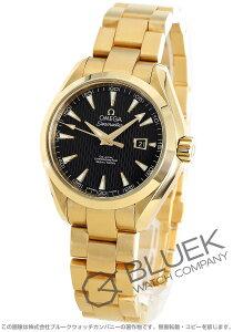 オメガ OMEGA 腕時計 シーマスター アクアテラ YG金無垢 レディース 231.50.34.20.01.001