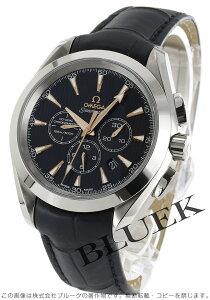 オメガ OMEGA 腕時計 シーマスター アクアテラ アリゲーターレザー メンズ 231.53.44.50.01.001