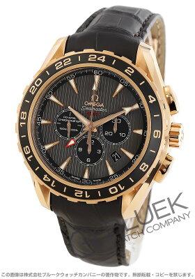 オメガ OMEGA 腕時計 シーマスター アクアテラ RG金無垢 アリゲーターレザー メンズ 231.53.44.52.06.001