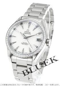 オメガ OMEGA 腕時計 シーマスター アクアテラ ダイヤ WG金無垢 メンズ 231.55.39.21.52.001