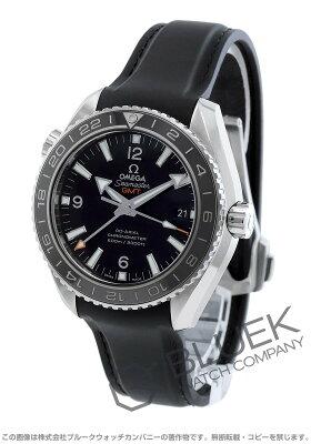オメガ シーマスター プラネットオーシャン GMT 600m防水 腕時計 メンズ OMEGA 232.32.44.22.01.001