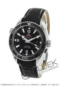 オメガ OMEGA 腕時計 シーマスター プラネットオーシャン アリゲーターレザー 600m防水 ユニセックス 232.33.38.20.01.001