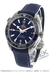 オメガ OMEGA 腕時計 シーマスター プラネットオーシャン GMT 600m防水 メンズ 232.92.44.22.03.001