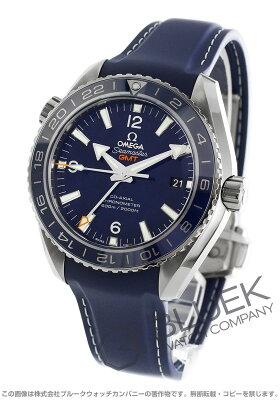 オメガ シーマスター プラネットオーシャン GMT 600m防水 腕時計 メンズ OMEGA 232.92.44.22.03.001