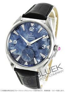 オメガ OMEGA 腕時計 シーマスター レイルマスター XXL ダイヤ アリゲーターレザー メンズ 2806.72.31