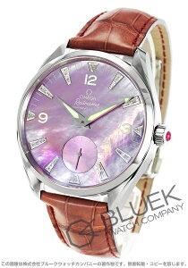 オメガ OMEGA 腕時計 シーマスター レイルマスター XXL ダイヤ アリゲーターレザー メンズ 2806.77.40