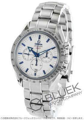 オメガ スピードマスター ブロードアロー クロノグラフ 腕時計 メンズ OMEGA 321.10.42.50.02.001