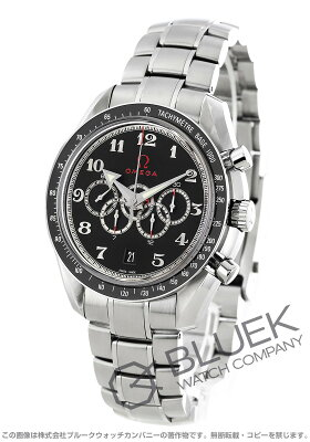 オメガ スピードマスター スペシャリティーズ クロノグラフ 腕時計 メンズ OMEGA 321.30.44.52.01.002