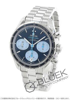 オメガ スピードマスター 38 オービス クロノグラフ 腕時計 レディース OMEGA 324.30.38.50.03.002