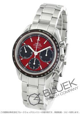 オメガ スピードマスター レーシング クロノグラフ 腕時計 メンズ OMEGA 326.30.40.50.11.001